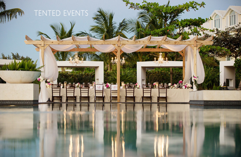 Tented Events