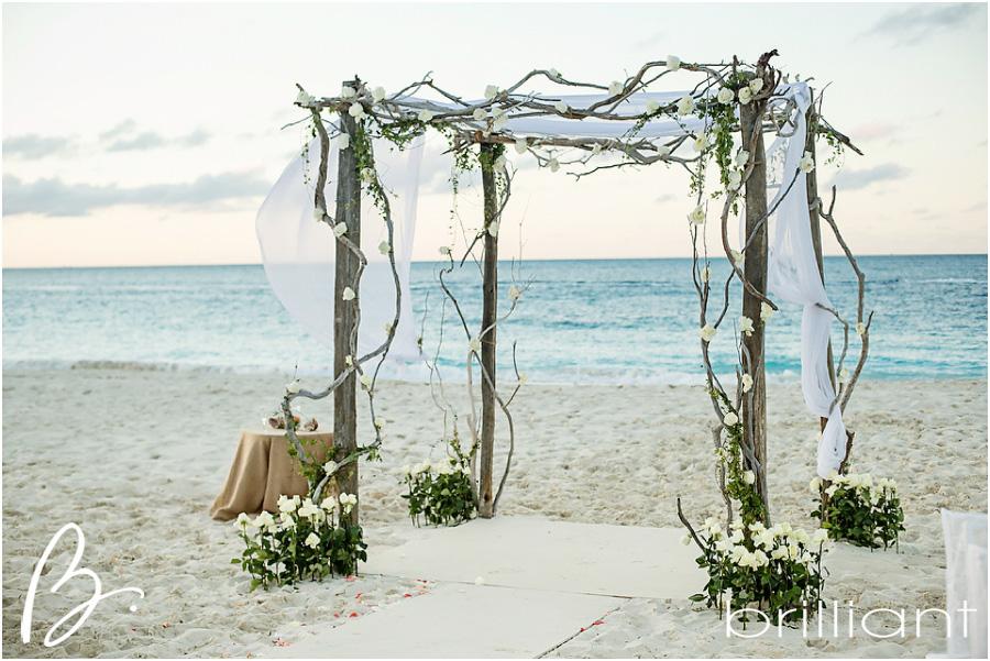 Grace Bay Club Estates Wedding December 28th, 2012