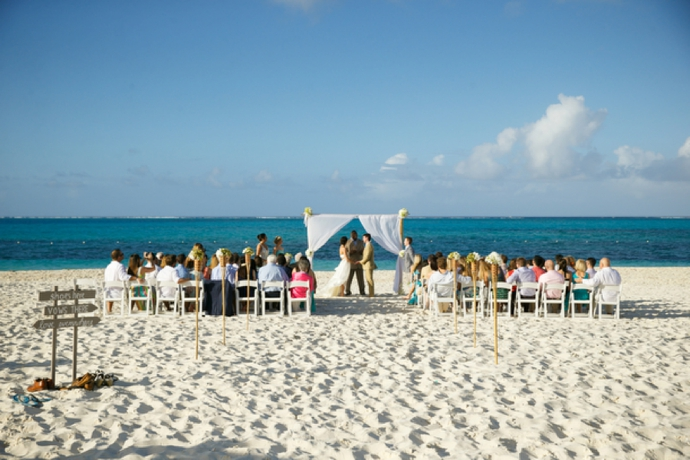 Wedding At The Gansevoort Turks Caicos 0007