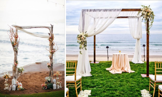 What is your Wedding arch style? - Tropical Destination Management
