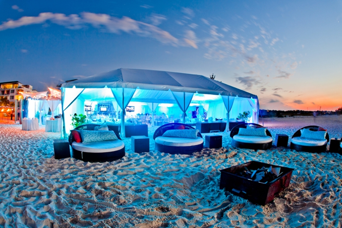 Corporate Events in Turks & Caicos