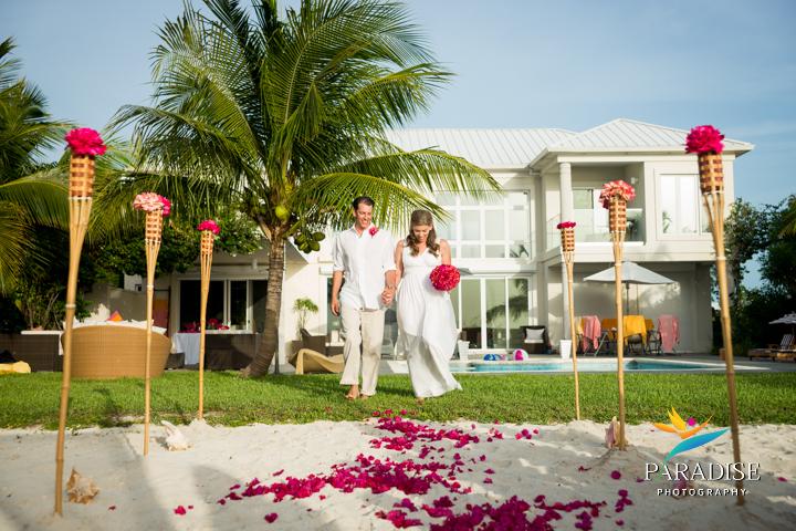Beach Wedding Turks And Caicos 003
