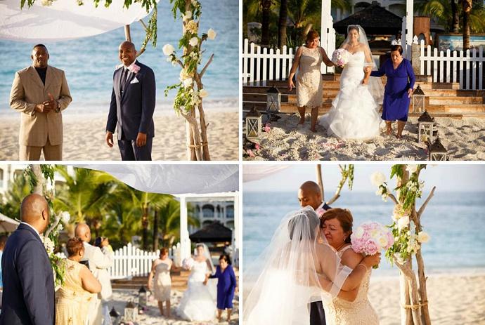 Turks and caicos destination wedding tropical for Turks and caicos destination wedding