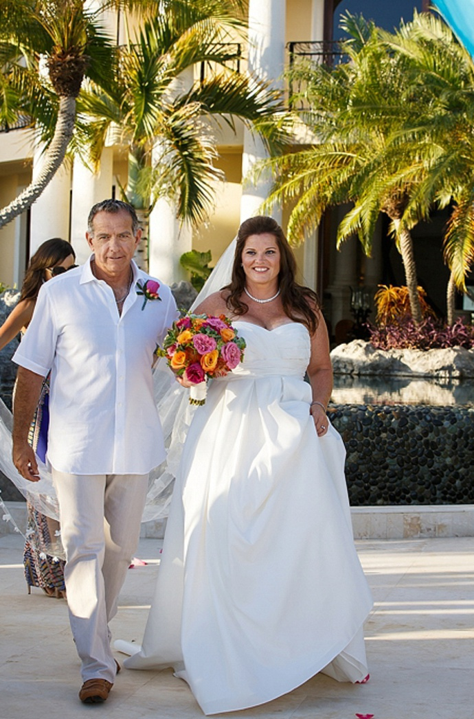 Emerald Cay Wedding Turks and Caicos - Tropical DMC
