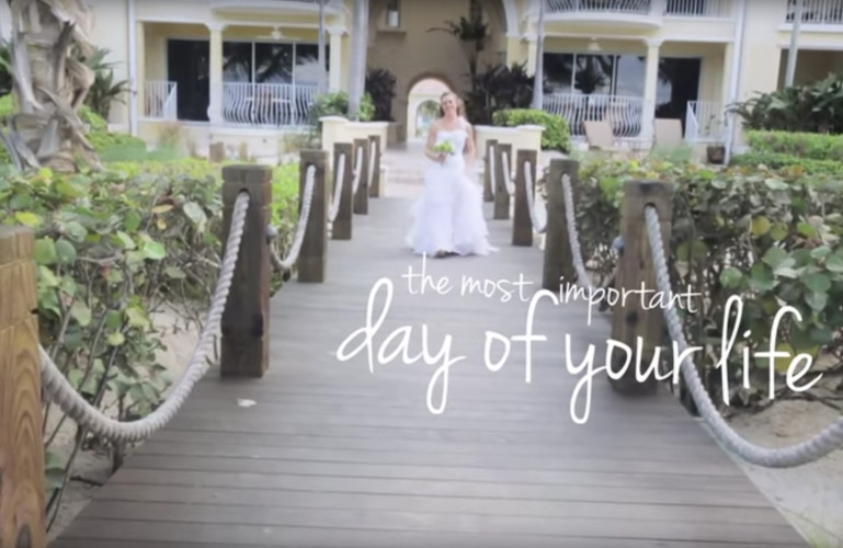 A Turks and Caicos Wedding Video