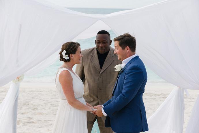 Stunning Turks And Caicos Wedding