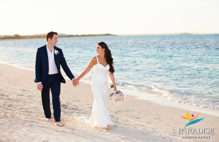 Turks & Caicos Wedding | Featured in Contemporary Weddings Magazine