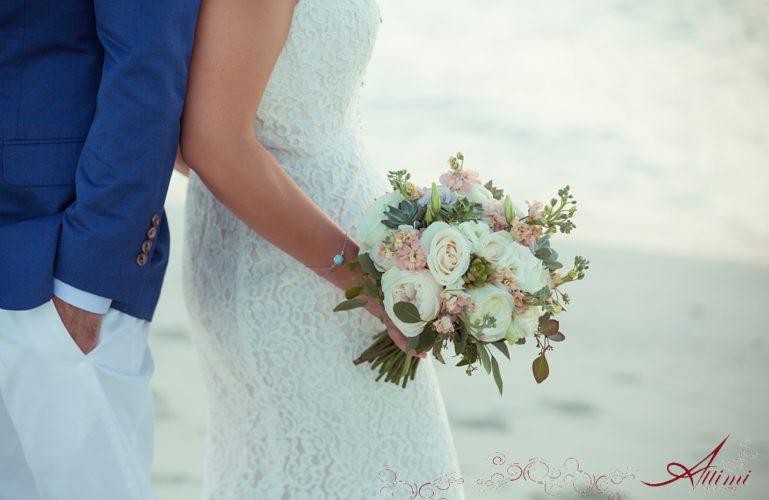 Jess & Kirk's Turks & Caicos Wedding | Blue Haven Resort