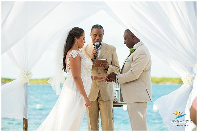 blue haven wedding