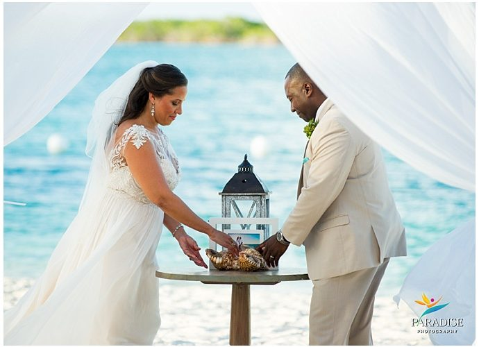Blue Haven Wedding Featured on Black Nuptials