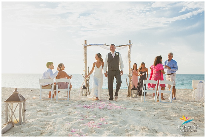 Daisy & Tim's Ocean Club Wedding | Turks & Caicos