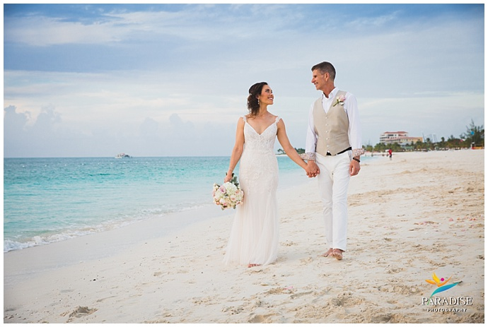 Michelle & Dean's Royal West Indies Wedding | Turks & Caicos