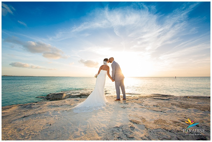 Bianca michaels destination wedding turks caicos tropical photos by paradise photography junglespirit Image collections