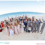 Turks & Caicos Wedding Featured in The New York Times