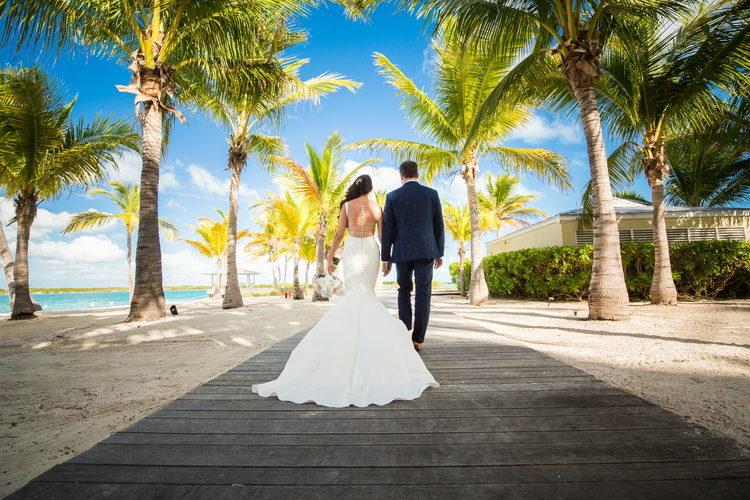 Destination Wedding Details Features Turks & Caicos Wedding