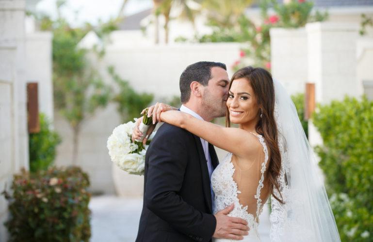Destination Wedding at The Shore Club   Turks & Caicos
